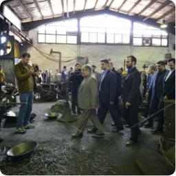 "Pouyan Shomal - ""Pouyan Shomal"" shines in Gilan quality and standard exhibition"